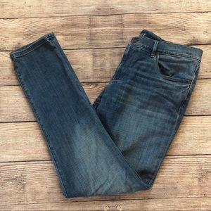 Ann Taylor Relaxed Fit Skinny Jeans